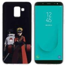 Naruto TPU Rubber Case Cover for Samsung Galaxy Mobile Zone