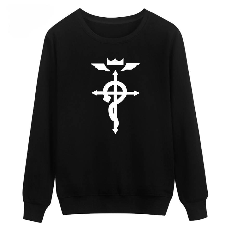 Fullmetal Alchemist anime hoodie Sweatshirt Unisex Pullover