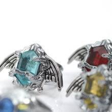 Rings Katekyo Hitman Reborn Sawada Tsunayoshi Cosplay Gifts Anime Jewelry