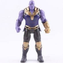 Avengers Infinity War Thanos Action Figure Marvel collectibles Thanos Toys