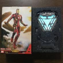 Marvel Avengers Iron Man Arc Reactor Tony Stark Arc Reactor props Iron Man Stuff