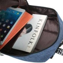 Fashion Pokemon Backpacks Anime Pikachu Canvas Schoolbag Canvas Unisex