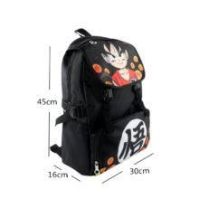 Waterproof Backpack Anime Backpack Dragon Ball Naruto Backpack Unisex