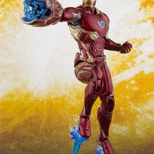 Movie Avengers Infinity War Iron Man Mk50 Ironman Mark50 PVC Action Figure Toy Doll Gift