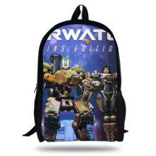 2019 Overwatch Anime Hot Backpacks School Bags Anime Gifts