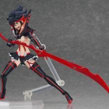 Kill La Kill Matoi Ryuuko 14.5CM Movable action figure PVC toys anime toy