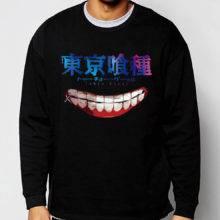 Anime streetwear Fashion Tokyo ghoul Casual wear Hip hop hoodies