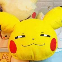 Pikachu 50CM Cute Anime Stuff Plush Pillow Cushion Toys