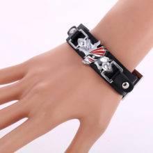 Cosplay BLEACH black bracelets fashion anime Punk bangles fashion gifts
