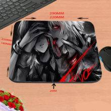 Ken kaneki with wings blood tokyo ghoul Mouse Pad Large size Computer Mouse Pad Mats