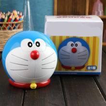 Anime Piggy Bank Saving Pot Music Doraemon Piggy Bank Money Box