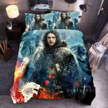 Queen King Size Game of Thrones 3D Bedding Set Duvet Covers Pillowcases Comforter Bed Sets Bedclothes Bed Luxury Home Decor